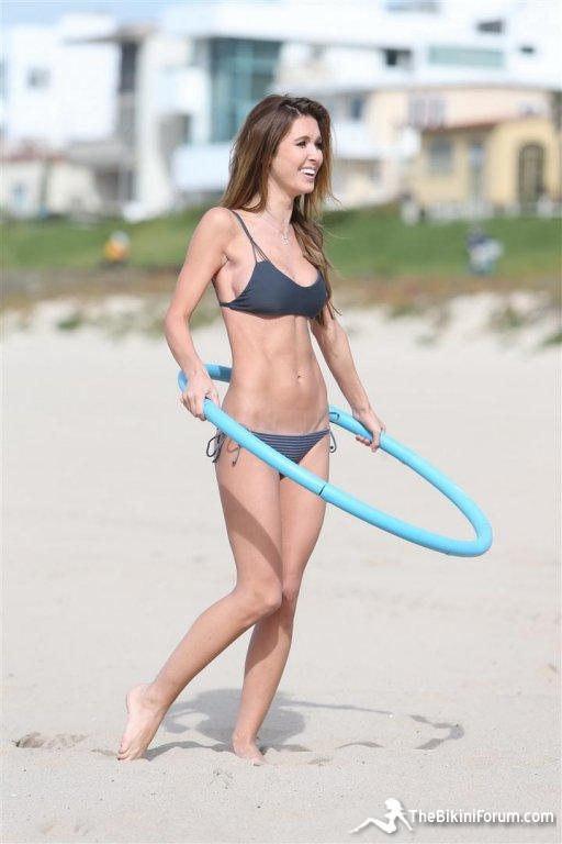 Audrina Patridge - Beach in LA 19